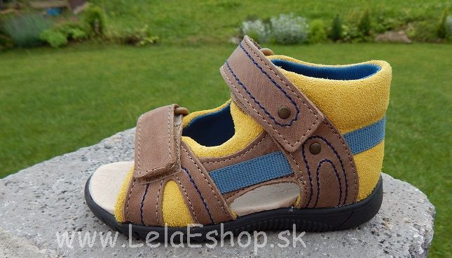 f915dcf40c44 Detská obuv Richter - sandále pre chlapca veľ. 23