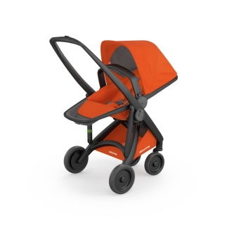 Kočík Greentom Reversible orange